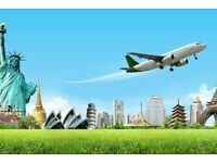 airline tickets and holiday packages