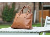 Radley Bag Tanned Leather