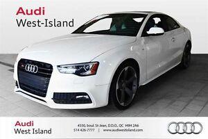 2014 Audi S5 3.0T TECHNIK DIFF SPORT