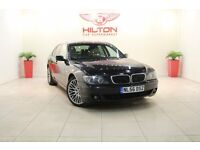 BMW 7 Series 3.0 730d Sport 4dr (black) 2007