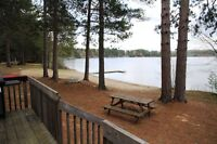 Waterfront Cottage Rental - Kaszuby, Madawaska Area