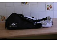 Badminton kit bag. Never been used.