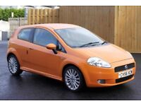 FIAT GRANDE PUNTO 1.4 SPORTING (FULL SERVICE HISTORY) EXCELLENT CONDITION