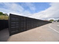 20ft x 8ft Self Storage Containers