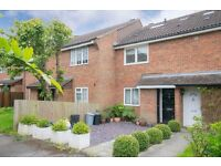 A beautifully presented first floor split level two double bedroom flat in a quiet mews development