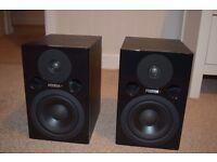 Pair of Fostex Speakers