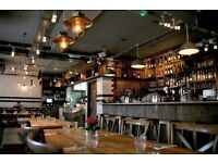 Waiting Staff & Commis Chefs Needed - Crystal Palace