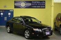 2006 Audi A4 2.0T *LEATHER*SUNROOF*6 SPEED MANUAL*