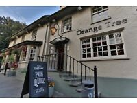 Experienced Chef Wanted- The Orange Tree Romford