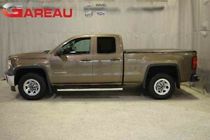 2014 GMC SIERRA 1500 4WD DOUBLE CAB WT - 4X4 - V6 - Bluetooth -