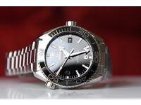 Omega Seamaster Planet Ocean Master chronometer 2016 Pristine condition
