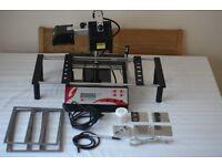 Jovy Re-7500 Dark Infrared Rework Station + Extras
