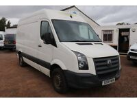 Volkswagen Crafter MWB CR35 only 70900 Miles New Mot