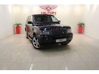Land Rover Range Rover Sport 2.7 TD V6 HSE 5dr (blue) 2006