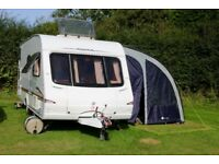 Swift Charisma 570 6-berth, 2006 Tourer Caravan with FIXED BUNKS