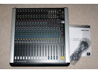 Soundcraft M12 Mixing Desk. BNIB