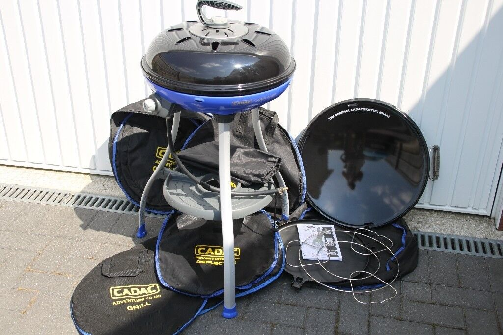 Cadac Carri Chef Deluxe.Cadac Carri Chef Deluxe 8150 Used But In Really Good Condition With All Bags And Hanbook In Swindon Wiltshire Gumtree