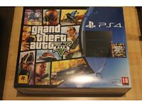 Playstation 4 500GB - 2 Controllers, Dual Controller Charging Dock, Wireless Stereo Headset, 5 Games