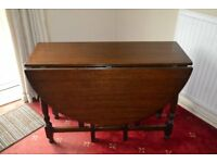 Solid Wood dining Table and chairs for sale .