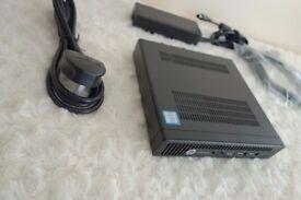 RRP £799 HP 800 G2 Intel i7 6th Gen 4.0GHz Quad Core 256GB SSD DisplayPort Mini Desktop PC Computer
