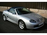 MG TF 1.8 litre Petrol 47,000 miles in good condition