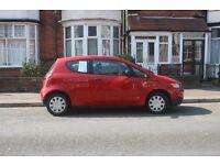 Red Mitsubishi Colt 1.1 Excellent Condition. Low Mileage, 1 previous owner, Full Service History
