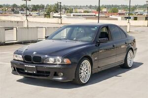 2001 BMW 540 M Sport Package- Coquitlam Location 604-298-6161