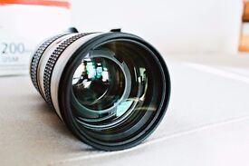 Canon EF 70-200mm f/2.8 L USM Lens - For Sale