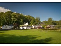 2 Bedroom Holiday Apartment Scotland, Melfort Village, Oban, Argyll Scotland, Sleep 6