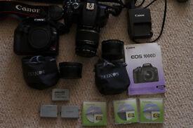 Canon EOS1000d kit