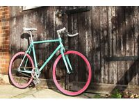 Christmas SALE ! GOKU Steel Frame Single speed road bike TRACK bike fixed gear F3