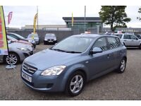 KIA Cee'D 1.6 SR7 Hatchback 5dr/ 1 Year MOT / Serviced / 3 Month RAC Warranty Included