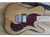 Sea of Timber - Custom Electric Guitar