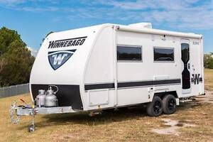 2016 Winnebago Burke B Caravan Northgate Brisbane North East Preview