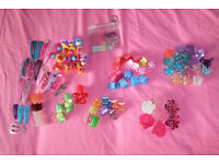 Girl's hairclips