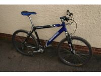 Mongoose Pro Rockadile LEX hardtail mountain bike