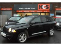 Jeep Compass 2.0CRD Limited - 1 Yr MOT, Warranty & AA. Excellent condition.