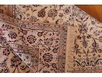 Persian Nain Handmade Rug