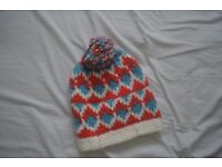Topshop Women's Knitted Bobble Hat