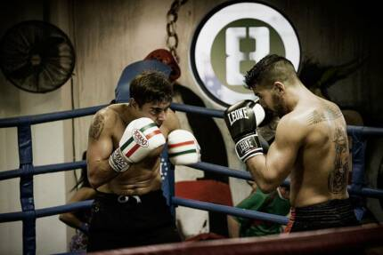 PERSONAL TRAINER - BOXING - MUAY THAI - FITNESS -