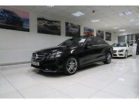 MERCEDES-BENZ E CLASS 2.1 E250 CDI AMG Sport 7G-Tronic Plus 4dr Auto (black) 2013