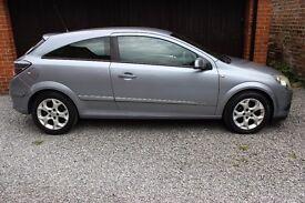 2006 Vauxhall Astra SXI 1.4 DVD GPS Full MOT Silver