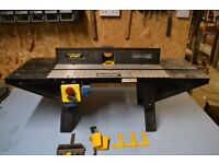 Wolfcaft 540 Router table