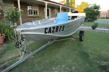 Aluminium 3.5m Seajay boat. Risdon Park South Port Pirie City Preview