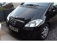 Mercedes A class blue Efficiency Cdi . Road tax £30
