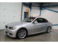 2008 bmw 320d coupe sport 2007/2009