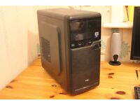 Gaming PC - Tower, Motherboard, CPU, Graphics Card, RAM