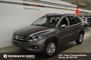 2016 Volkswagen Tiguan Special Edition,BACK-UP CAMERA, BLUETOOTH