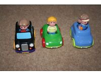 ELC Happyland Vehicle Set, including taxi