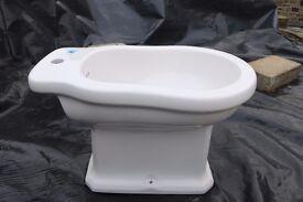 Aston Matthews Carlton Bidet ; single tap hole. Unused; with box